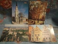 Отдается в дар открытки из Риги