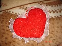 Отдается в дар Сердце мягкое
