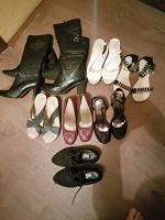 Отдается в дар Обувь бу в хорошем состоянии 39 р