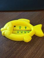Отдается в дар Термометр в ванную детский