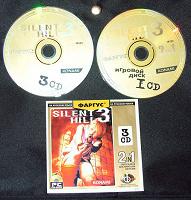 Отдается в дар 2 игровых диска