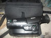 Отдается в дар видеокамера