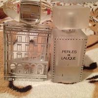 Отдается в дар Духи Fendi и Perles de lalique