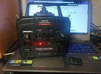 Отдается в дар Аппаратура радиоуправления 6CH 2,4GHz