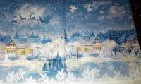 Отдается в дар Салфетки для декупажа новогодние