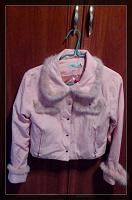 Отдается в дар Короткая осенняя куртка