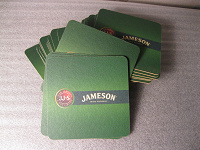 Отдается в дар Подставка под пивную кружку Jameson