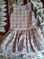 Отдается в дар Платье Ostin-kids 4-5 лет