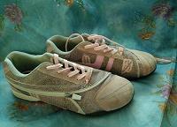 Отдается в дар кроссовки розовые 40р