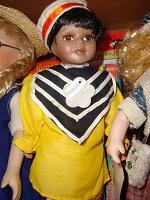 Отдается в дар отдам в дар фарфоровую куклу