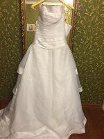 Отдается в дар Новое свадебное платье (Скай)