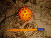 Отдается в дар Мячик для вашего питомца