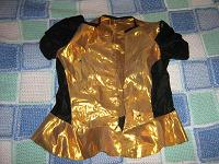 Отдается в дар Золотая блузка