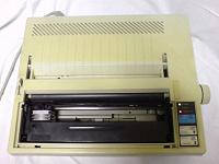 Отдается в дар Матричный принтер EPSON LX-800