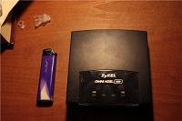 Отдается в дар Модем ZyXEL OMNI ADSL USB EE