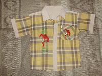 Отдается в дар Дарю рубашку на рост 110-116 см для мальчика