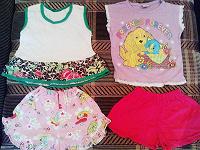 Отдается в дар Летняя одежда на девочку 2-3 года