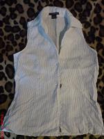 Отдается в дар 2-е блузы-безрукавки.