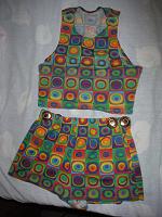 Отдается в дар Одежда для девочки или стройной не высокой девушки.