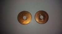 Отдается в дар Монеты Филиппины — 5 сентимо