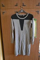 Отдается в дар Платье 42 — 44 р (машинная вязка)