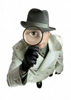 Отдается в дар Гора детективов…
