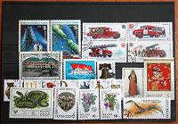 Отдается в дар Набор марок «попури»