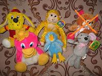 Отдается в дар Зоопарк Мягких игрушек