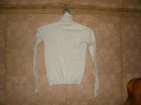Отдается в дар свитер белый
