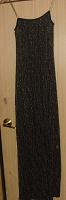 Отдается в дар вечернее платье 42-44 рр