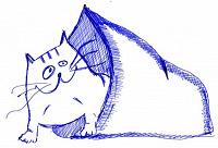 Отдается в дар ^__^ кот в мешке ^__^