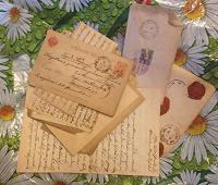 Отдается в дар Письма старинные