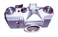 Отдается в дар Зеркальный фотоаппарат Зенит-Е