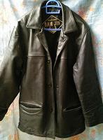 Отдается в дар кожаная куртка xxl