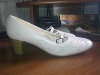 Отдается в дар новенькие туфельки