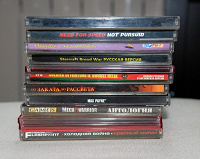 Отдается в дар Старые Компьютерные игры на дисках (1999-2001 гг.)