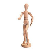 Отдается в дар Модель человека из IKEA.