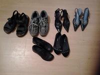 Отдается в дар обувь женская 36, 38 и мужская 42