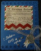 Отдается в дар Новогодние открытки ручной работы