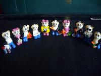 Отдается в дар Коллекция Панды профессии!