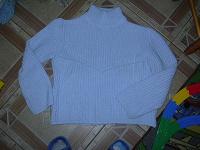 Отдается в дар 2 свитера голубых размер 44-46 (и может 48)