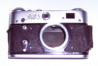 Отдается в дар Фотоаппарат ФЭД 3