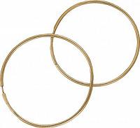 Отдается в дар сережки кольца