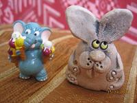 Отдается в дар Одинокие заяц и слон