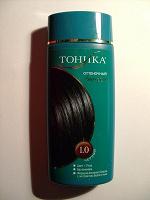 Отдается в дар Оттеночный бальзам для волос Тоника