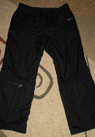 Отдается в дар Спортивные теплые штаны