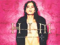 Отдается в дар CD H.I.M. «Razorblade Romance»
