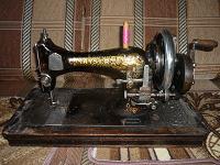 Отдается в дар швейная машина KAYSER