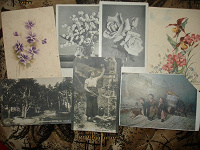 Отдается в дар 101 дар — открытки