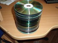 Отдается в дар Стопка дисков